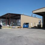 2 Office Warehouse Sheet Metal Exterior