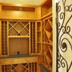Gated Wine Vault