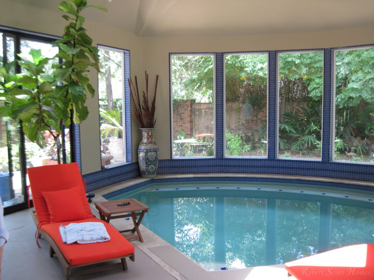 Pool Enclosure Interior Photo