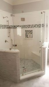 Fully Renovated Shower Bathroom Remodel