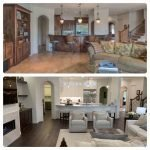 Before After Home Renovation
