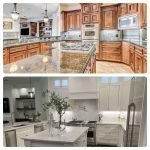 Before After Kitchen Renovation 2