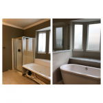 Before And After Bathtub And Shower Remodel