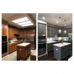 Before And After Kitchenremodel