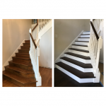 Before And After Stairs Remodel